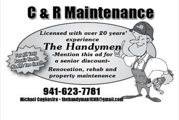CR Maintenance borderless